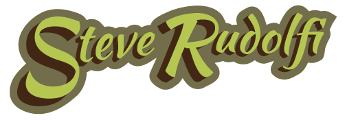 Steve Rudolfi Logo
